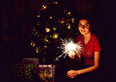 """""""Дарит искры волшебства светлый праздник Рождества"""""""