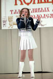 Горбунова Анна