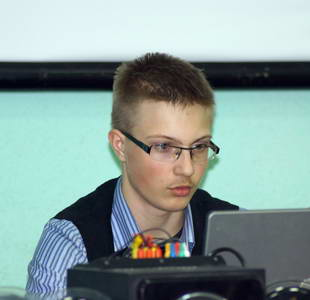Дубов Алексей